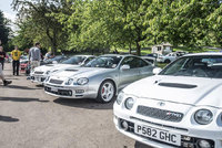 Celebration gathering marks 20 years of the Toyota Celica GT-Four