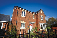 Last chance to secure a new Lovell home in the heart of Caerphilly