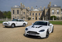 Aston Martin Works sponsors Althorp Literary Festival