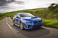New Subaru WRX STI beats its own Isle of Man lap record