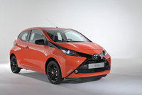 New Toyota Aygo: More style, more choice, more fun