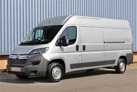 Competitively priced new Citroen Relay is now available to order