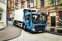 New Volvo FE with Low-Entry Cab