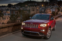 Jeep sales still rising, even before new Cherokee arrives