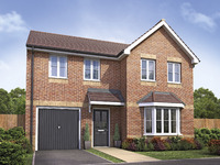Stunning new showhome coming soon at Marston Green