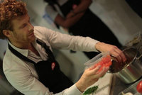 How to eat from a garden - cooking with Tom Aikens