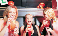 Hen parties rival cost of weddings