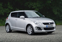 Upgrades to Suzuki's compact Supermini