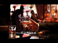 An evening of specially selected Bourbon at the Athenaeum Whisky Social