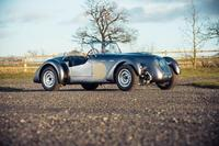 Rare Healey races to Silverstone Auctions