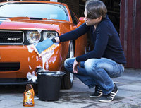 Time is the enemy of car care