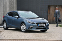 Mazda3 SkyActiv-G petrol-engine models in demand from Fleets