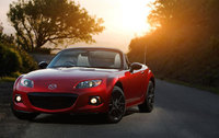 Mazda launches unique 25th Anniversary Limited Edition MX-5