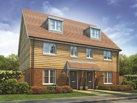 Move up in the world with a three-storey townhouse at Beechbrook Park