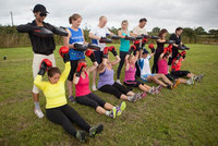 Brand new Irish Boot Camp launch - July, Lough Derg