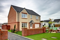 New homes for first time buyers at Woodland View