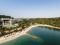 New luxury beach club opens this summer in Rovinj, Croatia