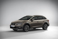 Seat Leon X-Perience - driving fun on all roads