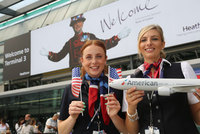 American Airlines and US Airways co-locate at London Heathrow and Paris, Charles de Gaulle