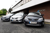 Toyota hybrids help drive SCC's cleaner fleet ambitions