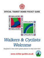 New Official Tourist Board Pocket Guide launched for 'Walkers & Cyclists'