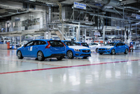 Volvo starts production of the new Volvo V60 Polestar