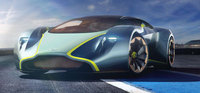 Aston Martin unveils virtual DP-100 Racer for Gran Turismo 6
