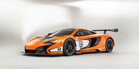 McLaren GT 650S GT3 unveiled at Goodwood Festival of Speed