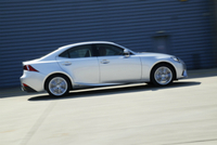 Lexus delivers luxury, style and value with new IS 300h Executive Edition