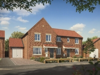 Lovell homes are proving popular in Great Witchingham