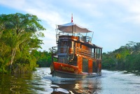 New adventure tour on the Peruvian Amazon