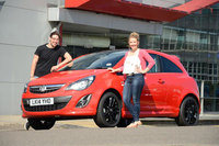 Vauxhall slashes young-driver insurance costs