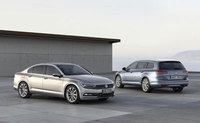 Volkswagen reveals all-new Passat saloon and estate models