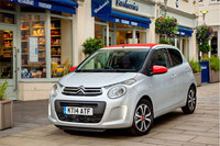 New Citroen C1: Naturally urban