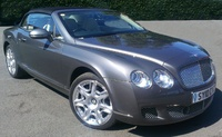 High spec Bentley at BCA Edinburgh