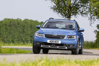 New Skoda Octavia Scout - The adventure starts from just £25,315