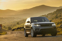 Enhanced performance and options for 2015 Range Rover and Range Rover Sport