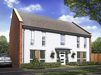 Exclusive new homes in woodland setting launching soon at The Parks