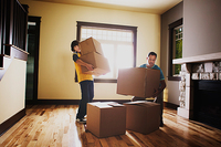 A DIY home removal could put a dent in your finances