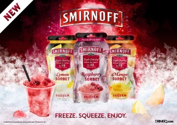 Ready to Drink Frozen Smirnoff and Parrot Bay Pouches Totally Look ...