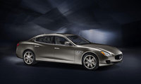 """One of 100"" the Maserati Quattroporte Zegna Limited Edition"