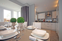 Showhomes open at Scholars' Wynd, Lemington
