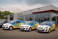 Vauxhall lifts HSS' fleet to a hire level