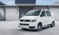 Volkswagen special edition Transporter celebrates 60 years in the UK