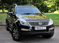 SsangYong announces 3 year free servicing offer on Rexton W