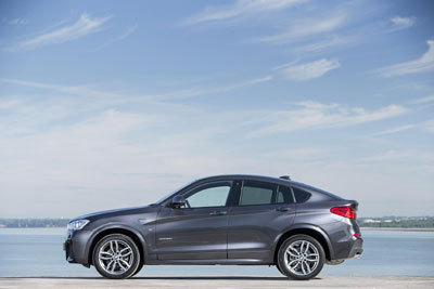 The New Bmw X4 Easier