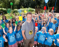 National Trust aims to connect 200,000 kids with the natural world