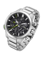 Casio releases Bluetooth contolled Edifice EQB-500 timepiece