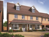 New homes on sale now at Portslade Mews
