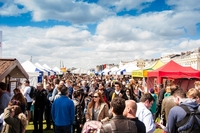 Tuck into Brighton's Autumn Harvest food and drink festival